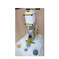 Μηχανή γυαλίσματος μίνι (κατασκευής μας)