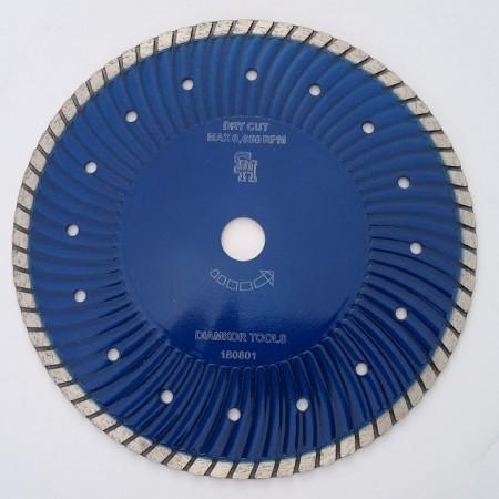Δίσκος ξηράς για πέτρα - γρανίτη Φ 230