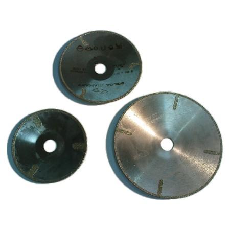 Δίσκοι ηλεκτρολιζέ για κυκλική κοπή