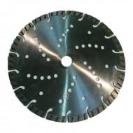 Δίσκος Φ 300 - 350 για  σκληρά πετρώματα